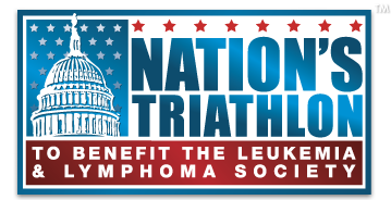 Nation's Triathlon - To benefit the Leukemia and Lymphoma Society